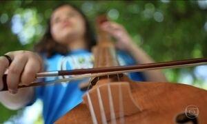 Projeto do Ceará muda a vida de crianças e adolescentes através da música