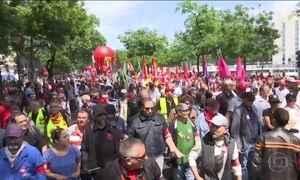 Senado francês vota polêmica reforma trabalhista