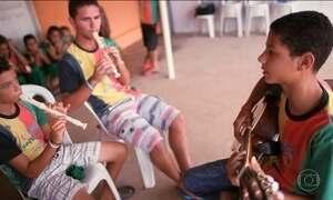 Projeto apoiado pelo Criança Esperança ajuda jovens do interior de Sergipe