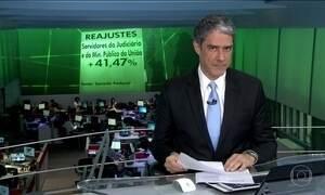 Senado aprova reajuste de 41% para servidores do Junidiário e Ministério Público da União
