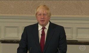 Disputa pelo cargo de primeiro-ministro causa 'terremoto político' no Reino Unido