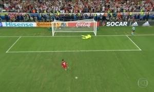 Portugal é semifinalista da Eurocopa