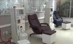 Clínica de Goiânia é investigada por infecção em hemodiálise