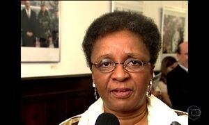 Morre a ex-ministra Luiza Helena de Barros
