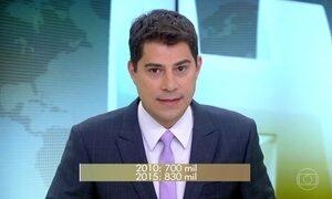 Brasil é responsável por mais de 40% dos novos casos de Aids
