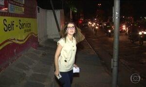 Repórter da TV Paraíba é roubada durante reportagem