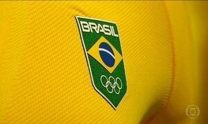 Uniformes dos atletas da Olimpíada do Rio começam a ser entregues