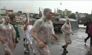 Ponta Grossa recebe Tocha Olímpica