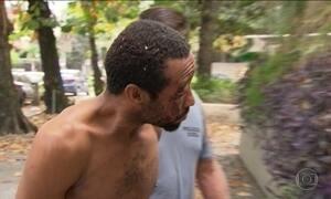 Acusado de esfaquear mãe na frente da filha no Rio é ex-namorado da vítima