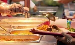 Restaurante vai servir mais de 1,5 milhão de refeições a atletas olímpicos no Rio