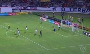 Cruzeiro e Vasco se classificam na Copa do Brasil