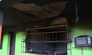 Sete pessoas morrem em incêndio em clínica de reabilitação no RS