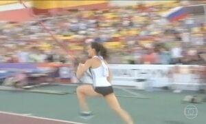 Atletismo russo está fora da Olimpíada após doping
