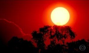 Primeiro semestre de 2016 foi o mais quente da história, afirma Nasa