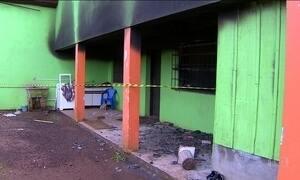 Presos três monitores de clínica de reabilitação que pegou fogo no RS