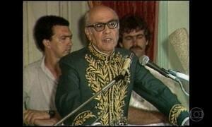 Morre no Rio de Janeiro o jurista Evaristo de Moraes Filho aos 102 anos