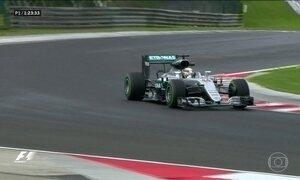 Mercedes entra na disputa por mais um título no GP da Hungria