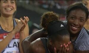 Usain Bolt retorna depois de lesão e prova que está pronto para Olimpíada
