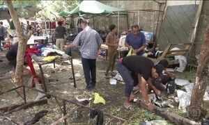 Estado Islâmico assume autoria de atentado em Bagdá, no Iraque