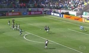 Confira os gols deste domingo (24) pelo Brasileirão