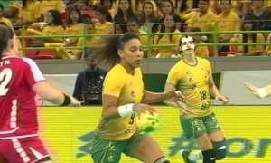 Equipe feminina de handebol está entre as grandes favoritas na Olimpíada