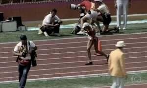 Atleta suíça foi exemplo de superação da maratona feminina da Olimpíada de 1984