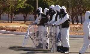 Forças Armadas fazem novos exercícios em São Paulo e em Brasília