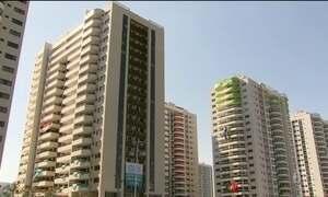 Comitê olímpico anuncia a entrega de todos os prédios da vila dos atletas