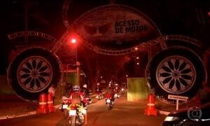 Brasília recebe o maior evento de motociclistas da América Latina