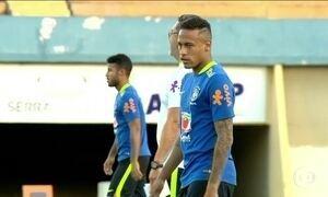 Neymar será o capitão da seleção brasileira na Olimpíada do Rio