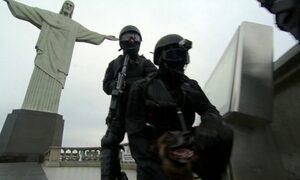 Mais de 50 mil homens das Forças Armadas e das polícias garantem a segurança na Olimpíada