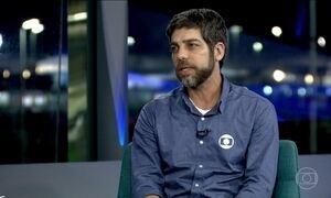 Juninho Pernambucano comenta desempenho da seleção feminina de futebol