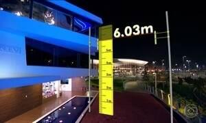 Entenda o tamanho do salto de Thiago Braz, que agora é um recorde olímpico
