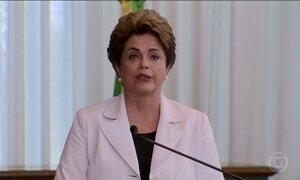 Dilma Rousseff diz que não cometeu crime em carta ao Senado