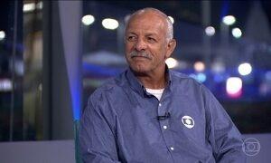 Júnior comenta o desempenho do futebol masculino no jogo contra Honduras