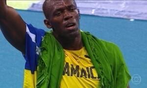 Usain Bolt tem mais um desempenho incrível no atletismo e supera adversários