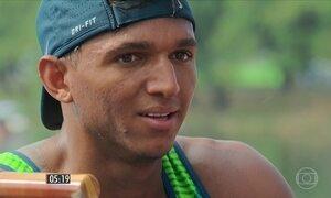 Isaquias Queiroz pode conquistar a terceira medalha nesta sexta (19)