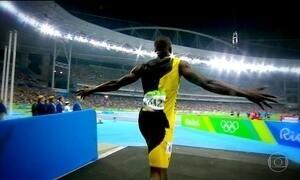 Phelps e Bolt entraram para a história com auge do desempenho no Rio 2016
