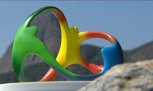 Escultura em 3D dada aos medalhistas é inspirada no Pão de Açúcar