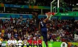 EUA dominam quadro de medalhas e no basquete parecem imbatíveis