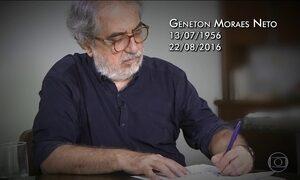 Geneton Moraes Neto, escritor e jornalista, morre aos 60 anos