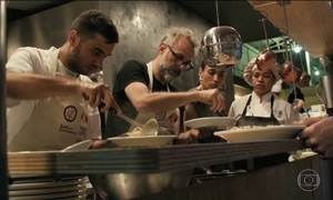 Chefes de cozinha abrem restaurante popular para dar aulas no RJ