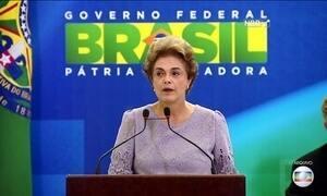 Processo de impeachment de Dilma Rousseff entra na reta final
