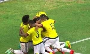 Colômbia pode dar trabalho ao Brasil em partida das Eliminatórias