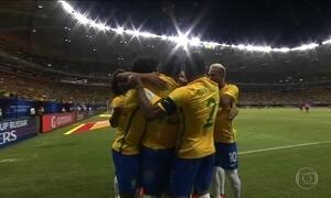Seleção Brasileira fica mais tranquila após duas vitórias seguidas nas Eliminatórias