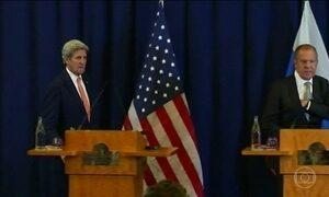 EUA e Rússia anunciam acordo de cessar-fogo na Síria