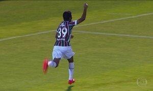 Fluminense derrota Atlético-MG pelo Brasileirão