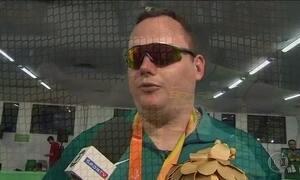Atletismo é a modalidade que mais deu medalhas ao Brasil na Paralimpíada