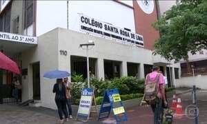 Censo do MEC mostra queda no número de escolas particulares no país