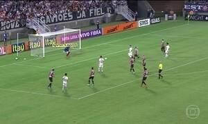 Confira os gols da noite pelo Campeonato Brasileiro